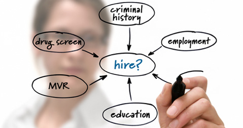 what is a good background check for employers